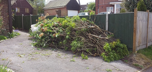 Rowlands Castle Rubbish Removal