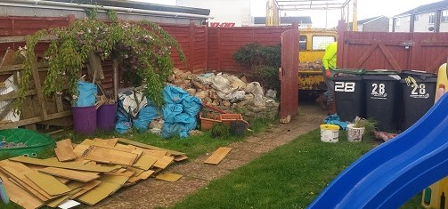 Petersfield Garden Rubbish Removal